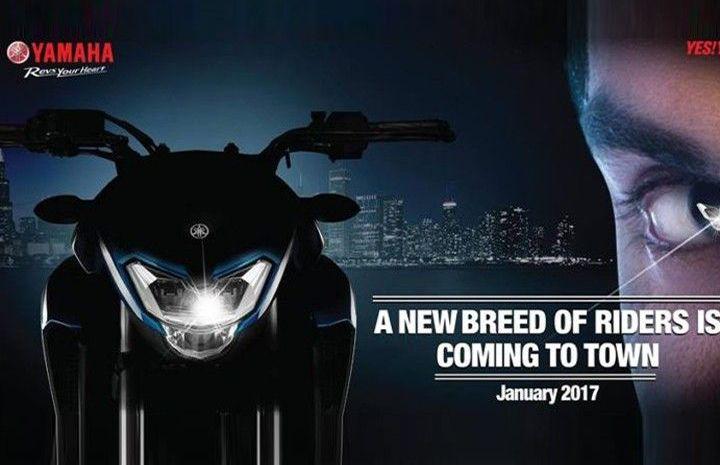 Yamaha To Launch The FZ250 Tomorrow
