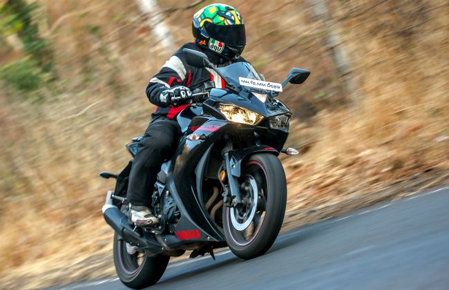 Yamaha YZF-R3 Discontinued For Updates