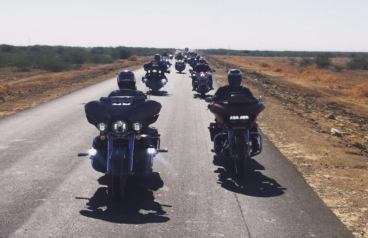Harley-Davidson Sets Up Boot Camp To Inspire New Riders