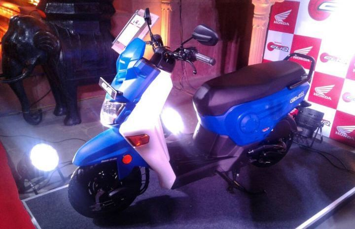 Honda Cliq Launched In Pune At Rs 43,076 (ex-showroom)