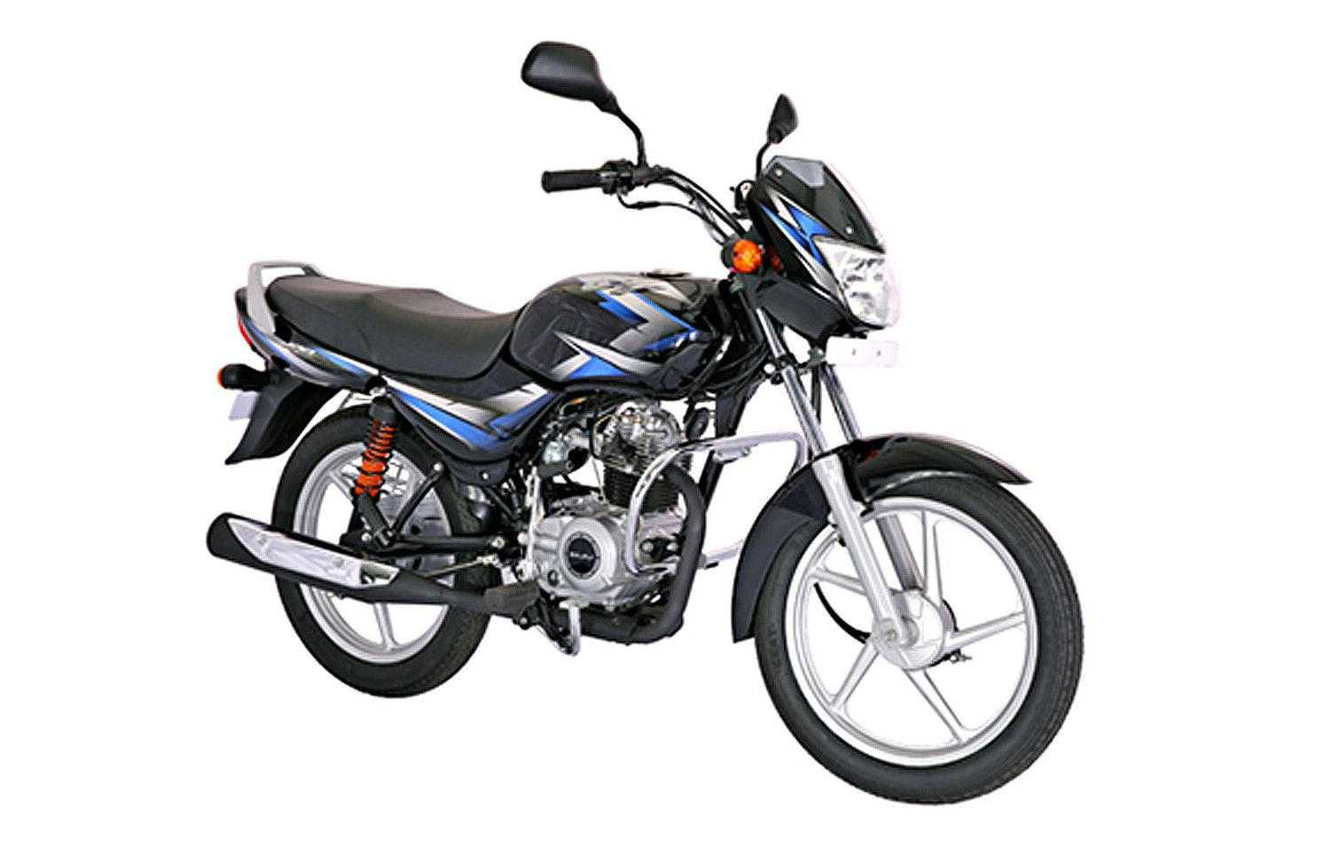 Bajaj Platina And CT 100 Get New Variants