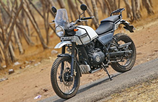 BS-IV Royal Enfield Himalayan Launched