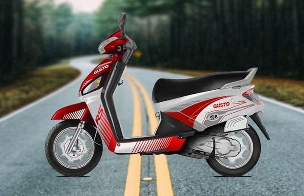 Mahindra Two-Wheelers launch Gusto RS at Rs 48,180 (ex-showroom Delhi)