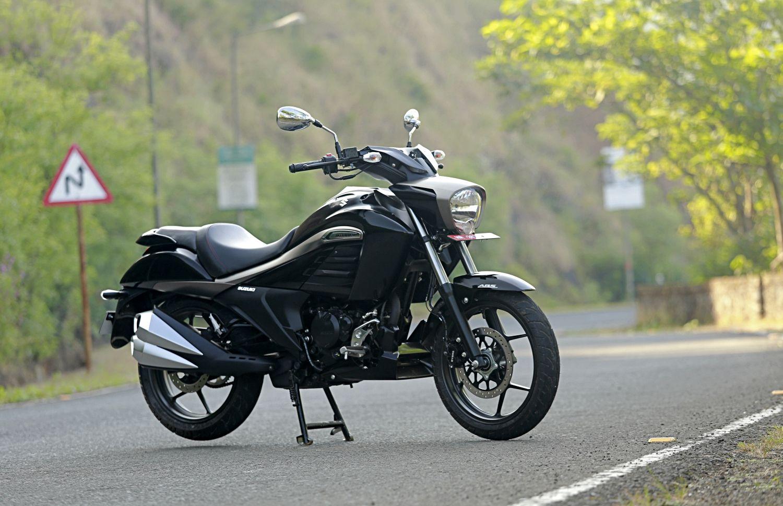 Suzuki Launches Intruder 150 At Rs 98,340 (ex-showroom, Delhi)
