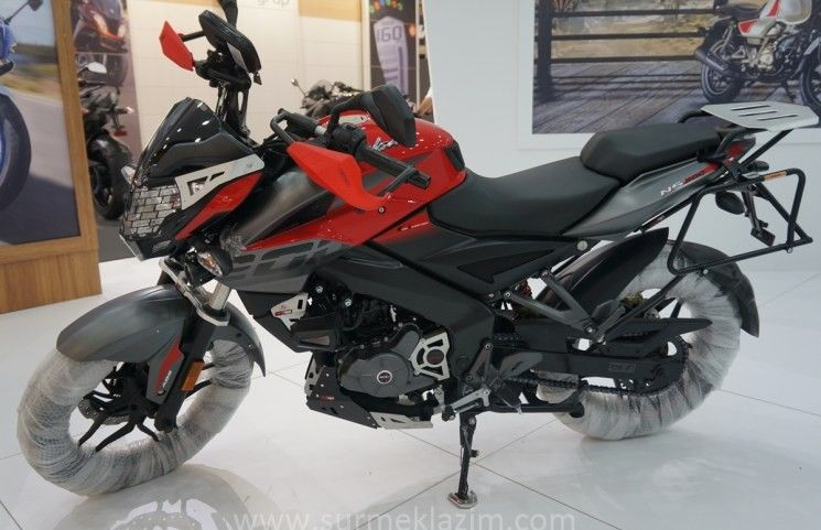 Bajaj Unveils Pulsar NS 200 Adventure Edition | BikeDekho