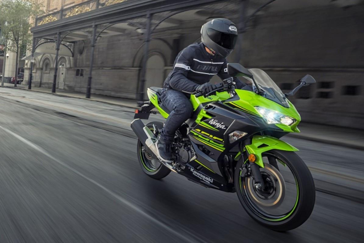 Kawasaki Launches Ninja 400 At Rs 469 Lakh Bikedekho