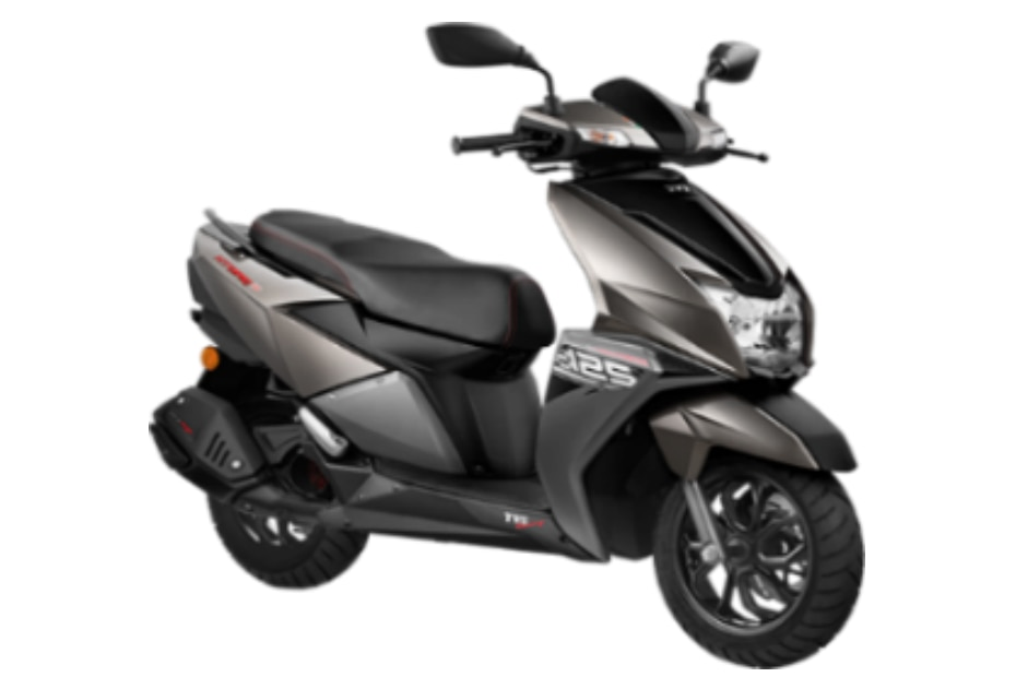 TVS NTorq Now Gets Two New Metallic Colour Options