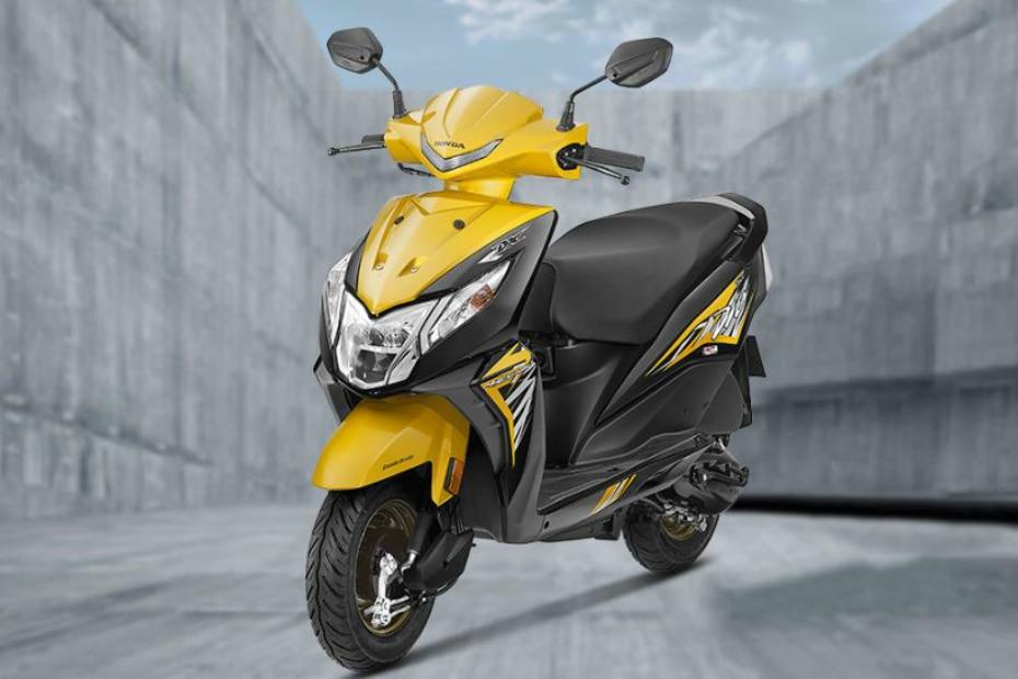 2018 Honda Dio Variants Explained Bikedekho
