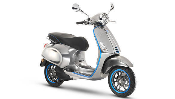 Vespa Elettrica To Go On Sale From October Gaadi