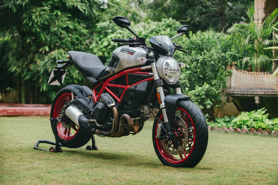 Ducati Monster 797 Gets Rajputana Customs Treatment For 25th Anniversary