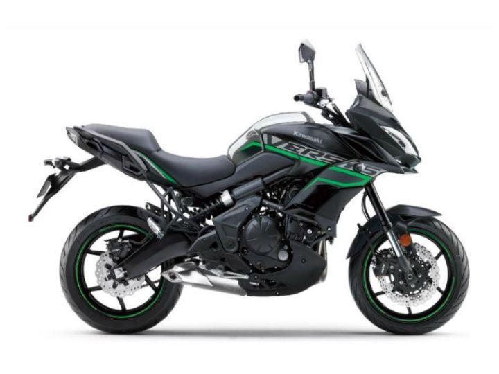 Kawasaki Launches 2019 Versys 650 In India
