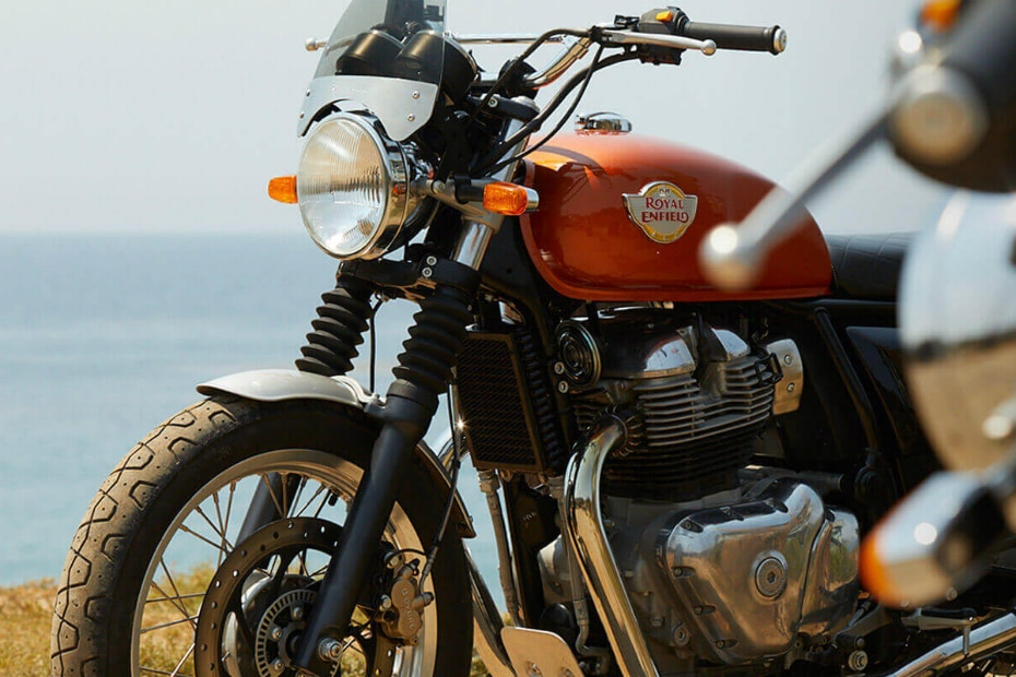 Royal Enfield Interceptor 650 Continental Gt 650 Unofficial
