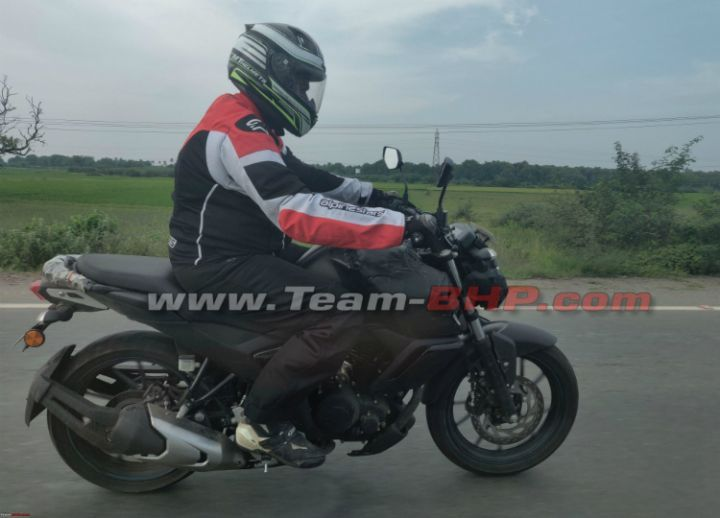 New-gen Yamaha FZ Naked Motorcycle Spotted Testing In India