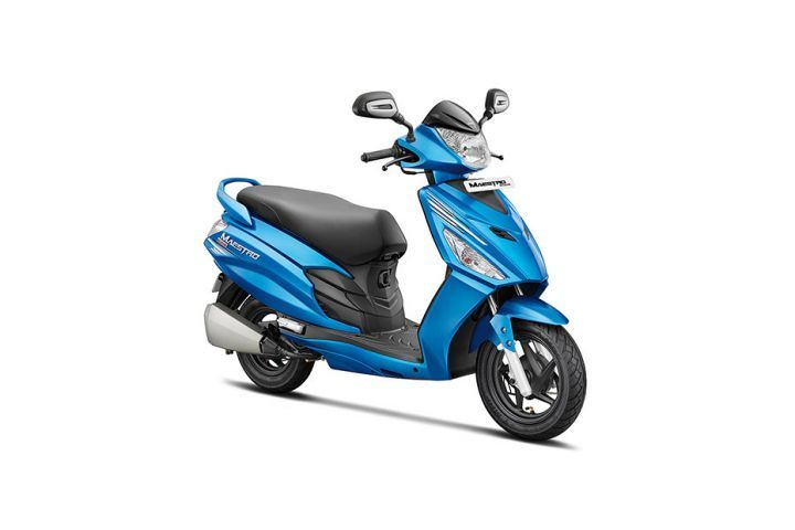 Hero Maestro Edge, Duet & Pleasure Scooters Available At Discounts