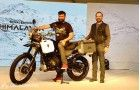 Royal Enfield Himalayan Launched at Rs. 1.55 lac