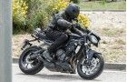 First Clear Spy Shots of the Upcoming Triumph Street Triple 765 Surface