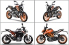 KTM 125 Duke, 200 Duke, 250 Duke, 390 Duke Family Explained