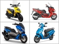 Most Anticipated Scooters Of 2019: Yamaha NMax 155, Hero Maestro Edge 125, New Aprilia Scooter & More