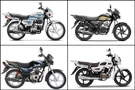 Hero Splendor Plus vs TVS Radeon vs Bajaj CT 100 vs Honda CD 110 Dream: Spec Comparison