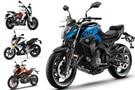 CFMoto 400NK Vs KTM 390 Duke Vs BMW G 310 R Vs Benelli TNT 300: Spec Comparison
