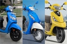 Hero Pleasure Plus 110 Vs Honda Activa i Vs TVS Scooty Zest 110: Spec Comparison