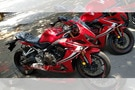 Honda CBR650R Deliveries Start