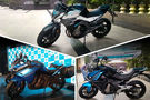 CFMoto 650cc Range: Photo Gallery