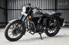 Royal Enfield Classic 350 Gets A Tribal Treatment!