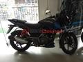Bajaj Pulsar 125 Split-Seat Variant: Image Gallery