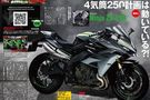 Upcoming 4-cylinder Kawasaki Ninja ZX-25R Could Get Two Variants