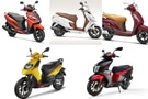 2019 TVS NTorq 125 vs Honda Grazia 125 vs Suzuki Access 125 SE vs Aprilia SR 125 vs Hero Maestro Edge 125: Spec Comparison