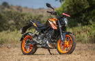 KTM 125 Duke Offered With New Finance Scheme