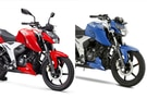 BS6 vs BS4 TVS Apache RTR 160 4V: What's different?