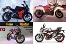 Auto Expo Two-wheeler Concepts From Hero That Didn't Make It To Production