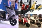 Top 5 Scooters Showcased At Auto Expo 2018: Honda Activa 5G, Suzuki Burgman Street, 22Motors Flow & More