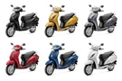 BS6 Honda Activa 6G: What Colour To Pick?