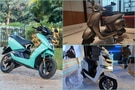 Ather 450X vs TVS iQube Electric vs Bajaj Chetak: Specifications Comparison