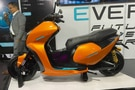 Everve EF1 Electric Scooter Unveiled At Auto Expo 2020