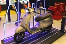 Vespa Elettrica Showcased At Auto Expo 2020