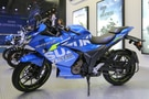 Suzuki Unveils Gixxer SF 250 BS6 At Auto Expo 2020