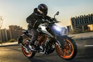 Can The KTM 390 Duke BS6's Quickshifter Be Retrofitted To The Older BS4 Models?