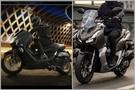 Yamaha NMax 155 vs Honda ADV 150: Photo Comparison Gallery