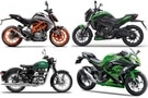 Which 300cc-400cc Bike Gives The Most Bang For The Least Buck?