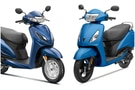 Honda Activa 6G vs TVS Jupiter BS6: Picture Gallery