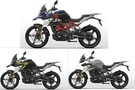 BMW G 310 GS BS6: Which Colour To Pick