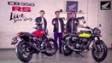 Honda CB350RS Launched: Price, Features And Full Details Revealed