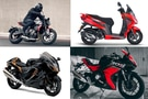 Weekly Two-wheeler News Wrapup: Triumph Trident 660 Launched, 2021 Suzuki Hayabusa Incoming, Aprilia SXR125 Bookings Open And More