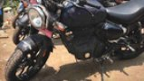 Royal Enfield Hunter 350 Spied Yet Again