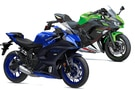 2021 Yamaha YZF-R7 VS Kawasaki Ninja 650: Image Comparison