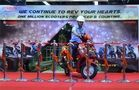 Yamaha India Rolls Out Its One Millionth Scooter